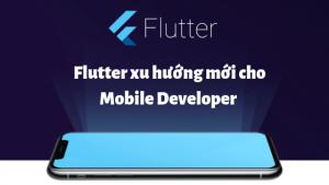 Học lập trình Flutter tại Đà Nẵng